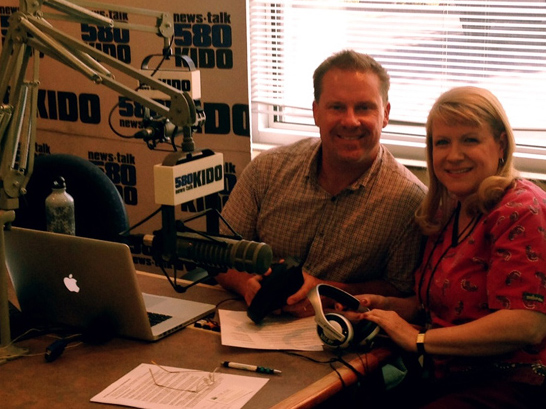 Dr. Laura Reed KIDO radio interview permanent cosmetic solutions