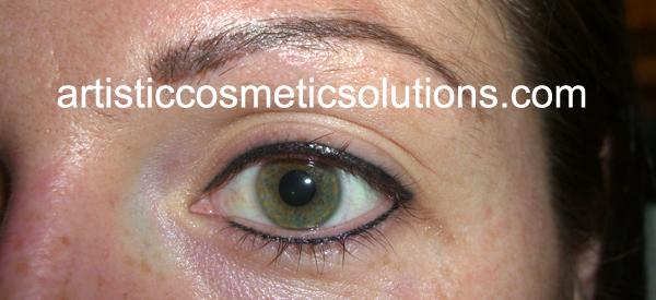 Permanent Makeup Eyeliner, Boise, ID