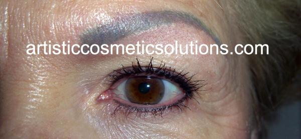 Permanent Cosmetic Makeup Eyeliner, Boise, ID