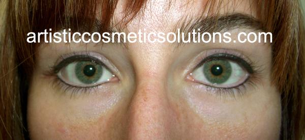 Permanent Makeup Eyeliner, Boise, Idaho