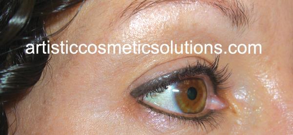 Permanent Makeup Eyeliner Boise, Idaho