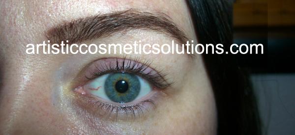 Permanent Makeup Eyeliner, Meridian, ID