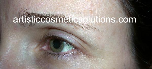 Permanent Eyeliner Makeup, Boise ID