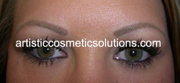Permanent Eyebrow Creation (Soft Shading Technique)